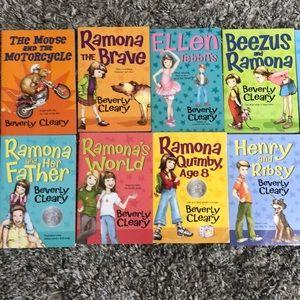 Beezus and Ramona book series